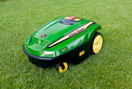 Image result for robot lawnmower