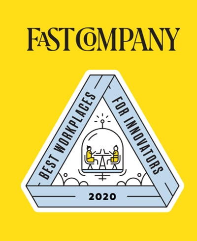 Fast Company-prisets logotyp