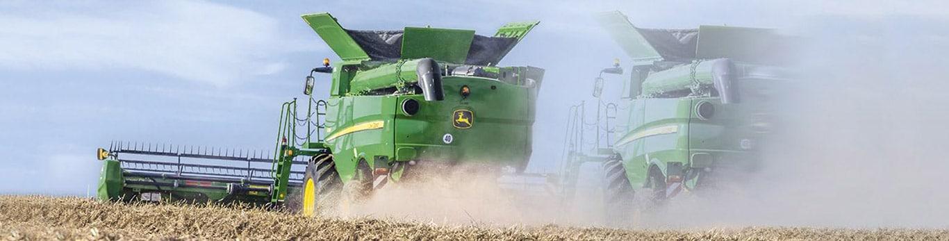 Combine Harvest Promise