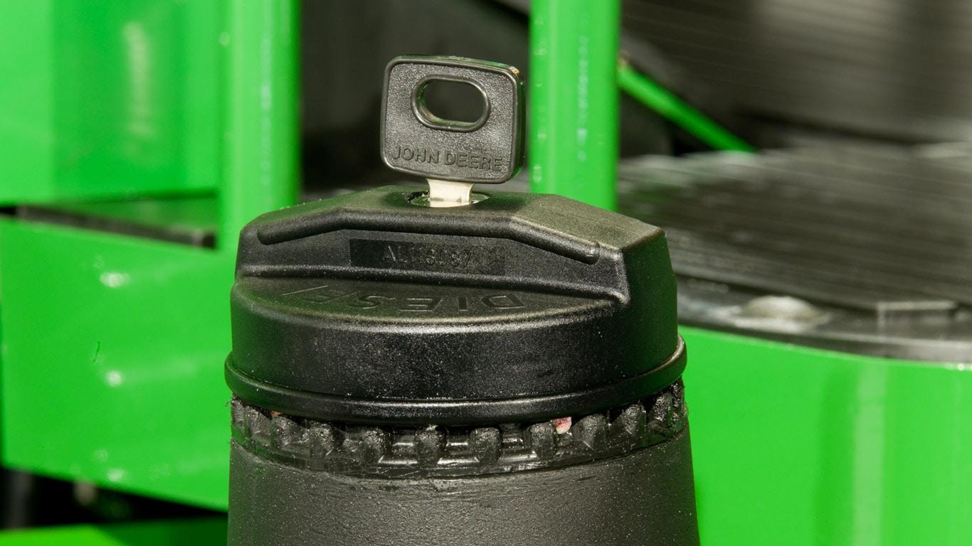 Låsbara lock