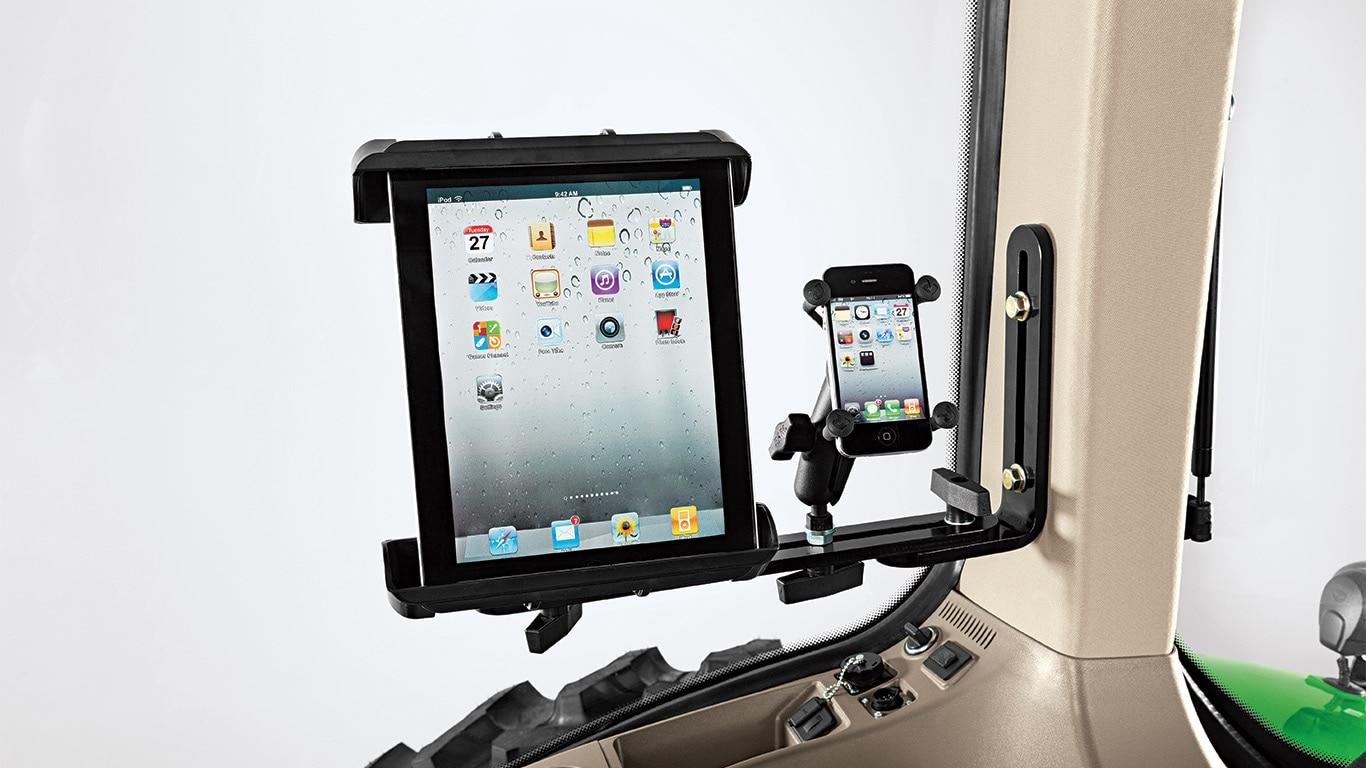 Hållare till surfplatta och mobil