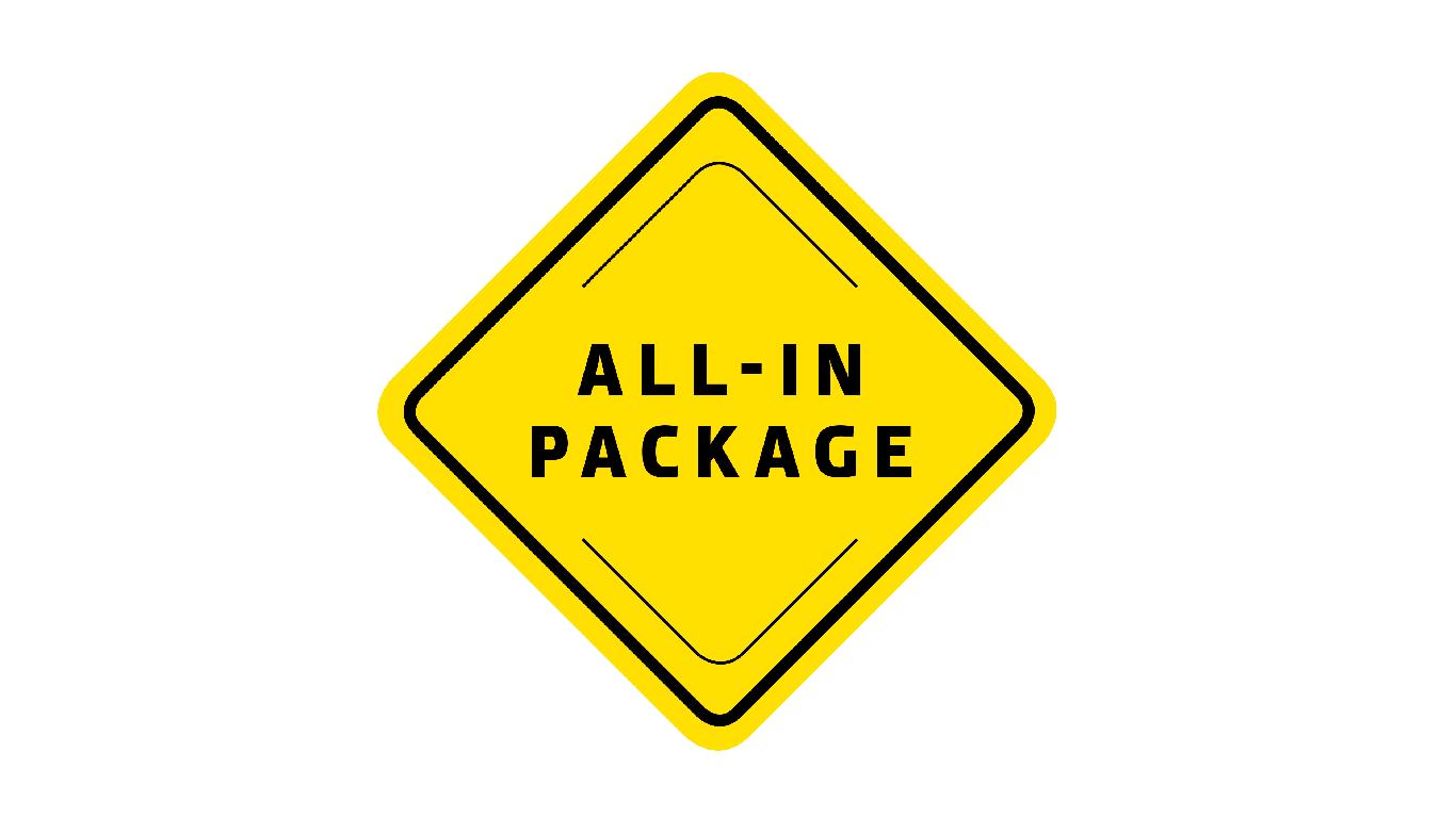 allt i paketet