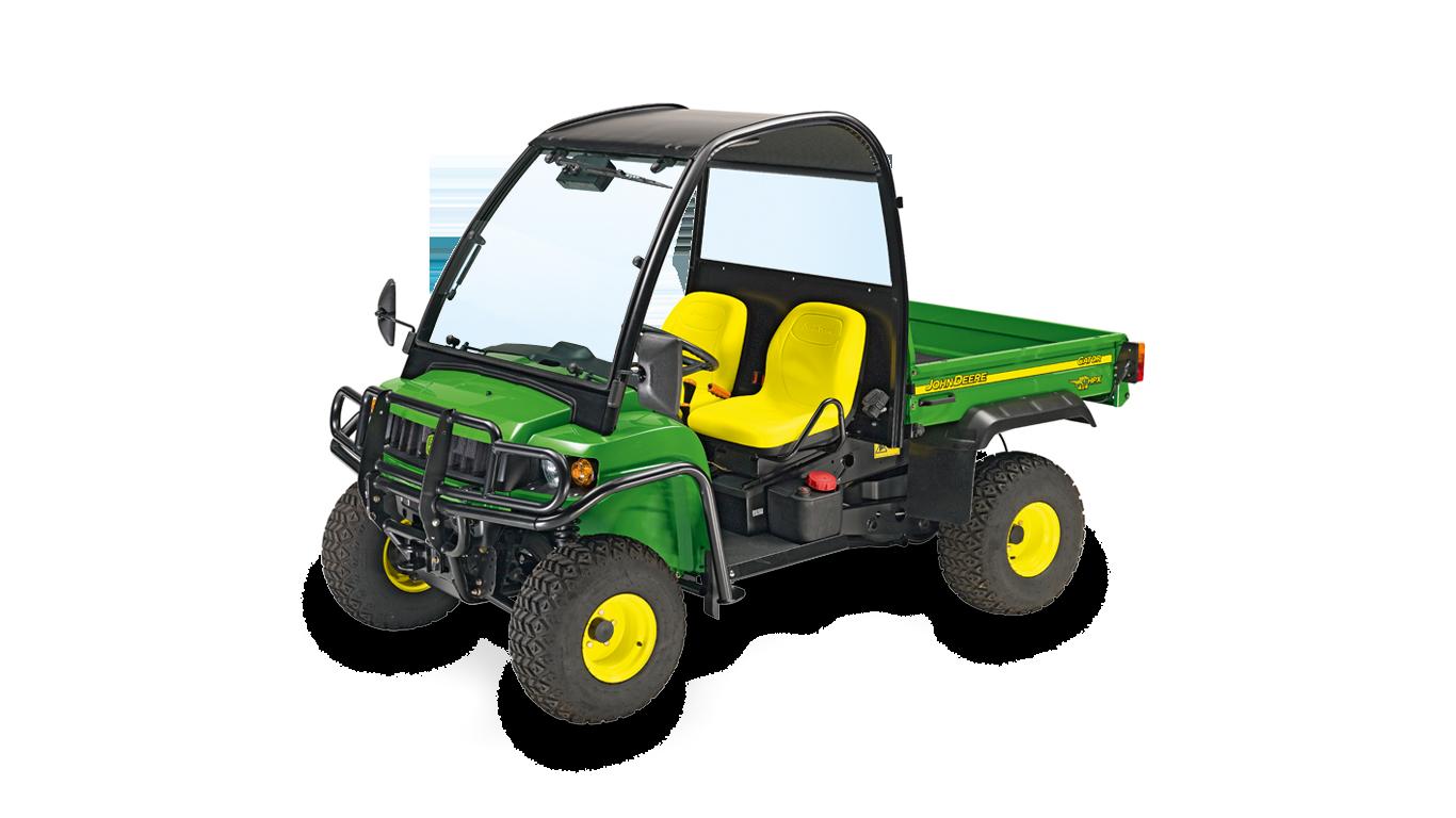 Expertkontroll för grönyteutrustning
