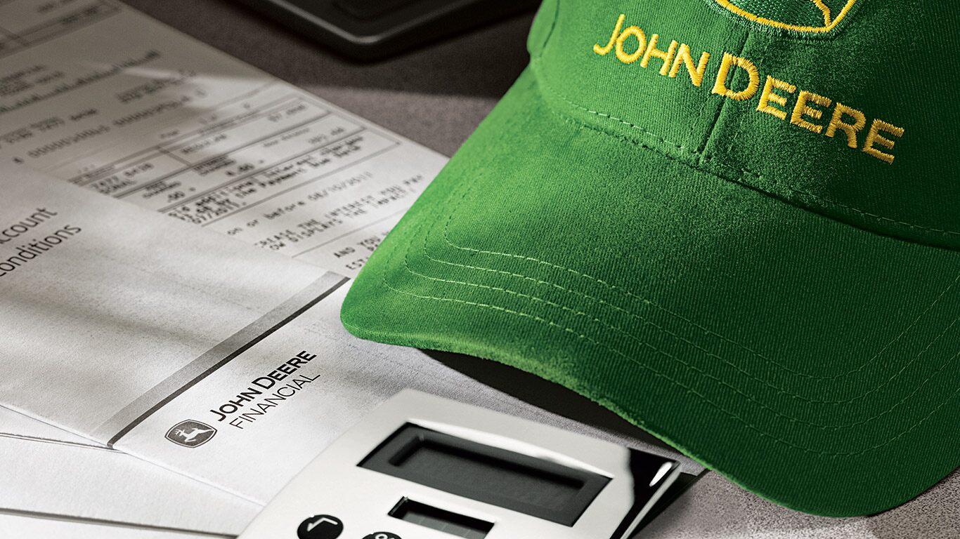 John Deere finansiering