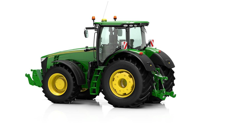 traktor PTO krok upp