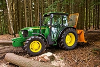 5 Series tractors: The little ones among the giants