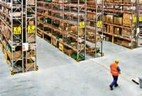 John Deere European Parts Distribution Centre