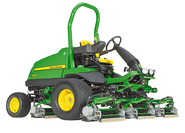 7500A E-Cut Hybrid fairwayklippare